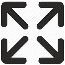 størrelser_ikon